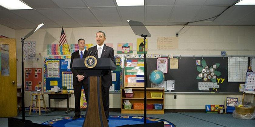 Obama If I had a son hed look like Trayvon  CBS News